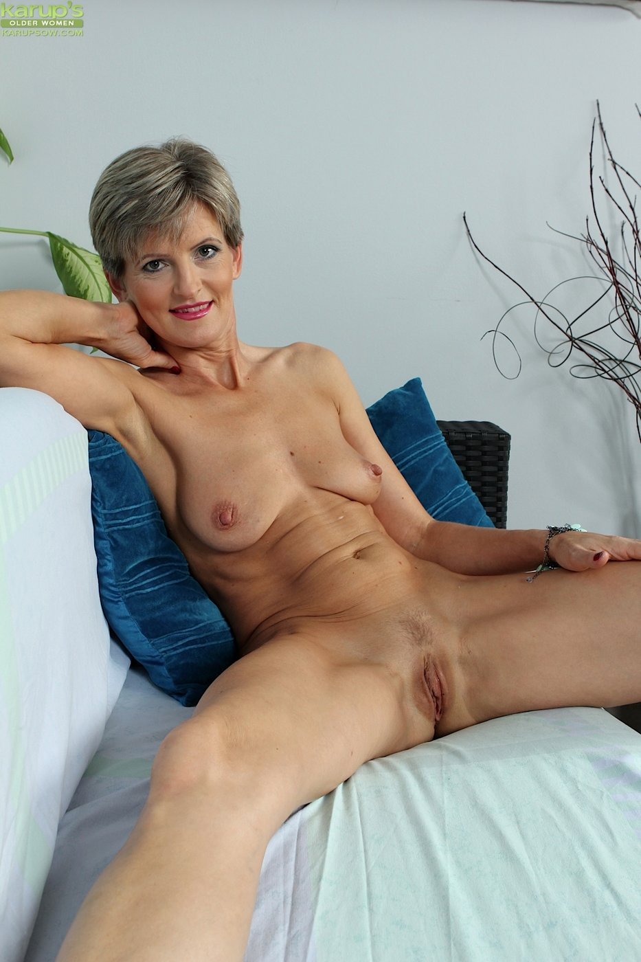 Milf Mature In Lingerie