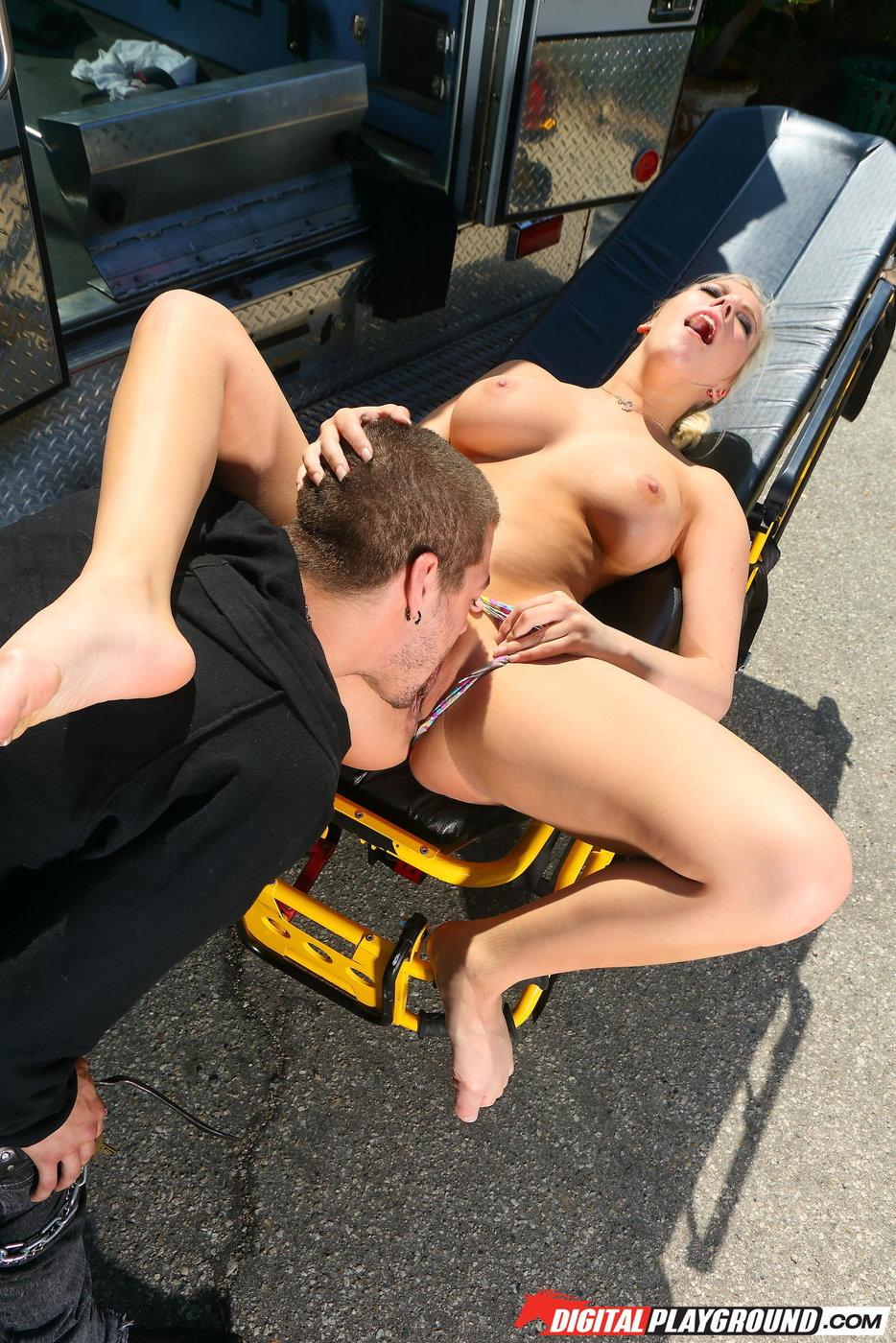 The Paramedic Nude Scenes