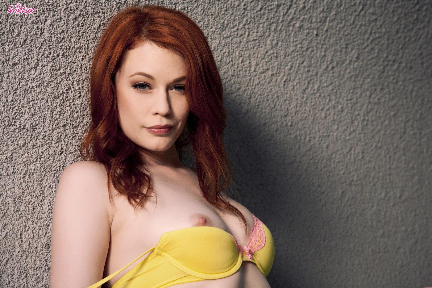 Список рыжих порнозвезд, красивая блондинка с аппетитной фигурой