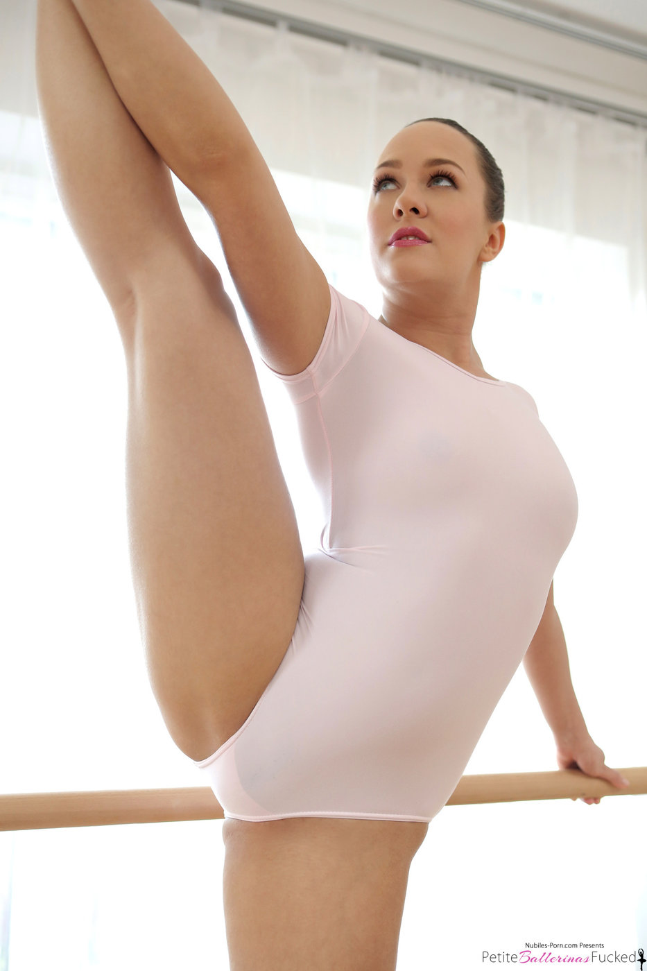 Angelic Ballerina With A Perfect Body Showing Her Trimmed Pussy And Fucking Iamxxx Com