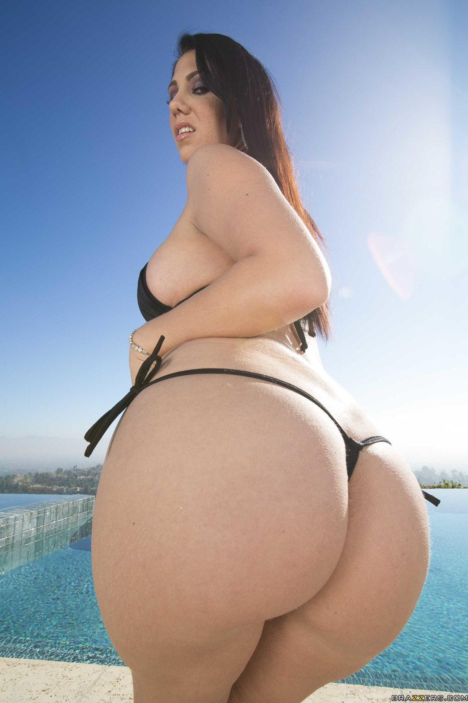 Big Butt Booty, Porn