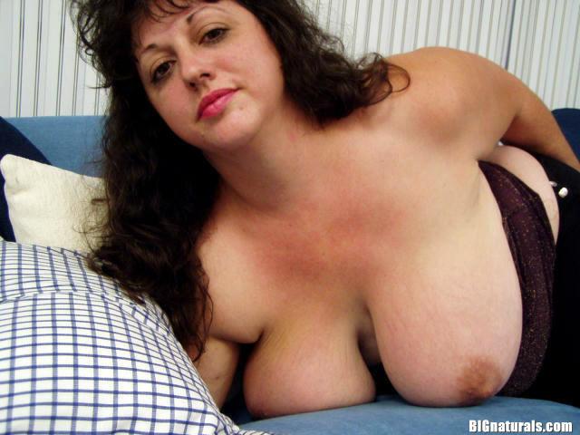Busty Brunette Milf Pov